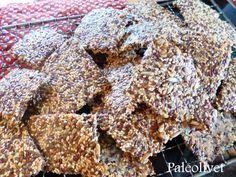 Paleolivet: Kerneknækbrød