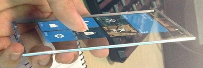 Windows Phone Surface Nova (Vidéo) Baptisé Windows Phone Surface N, voici un superbe et séduisant nouveau concept de smartphone transparent imaginé par par KuanGaa de chez IDEA Mediaworks...Avec son cadre lumineux dont la couleur peut être personnalisée au gré de vos humeurs depuis son menu de paramétrages, son écran tactile transparent de 0.45mm d'épaisseur délivrant une résolution en 4K et pouvant projeter des hologrammes ainsi que son appareil photo numérique capable de capturer des vi...