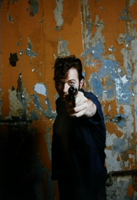Joe Strummer in Straight to Hell