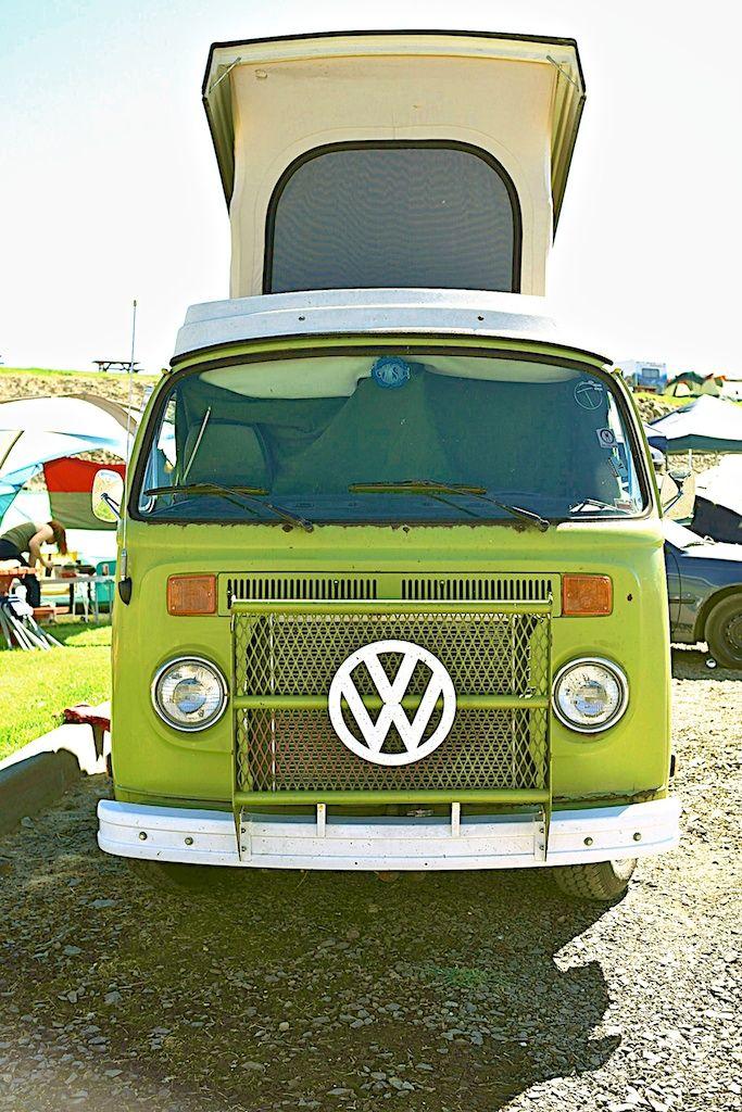 VW Bus http://www.bohobunnie.com/phish-gorge-2013/