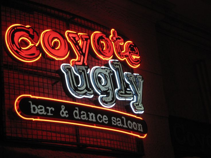 Coyote Ugly,Las Vegas (visited it my very first time in Vegas,it's overrated n expensive,but good experience after all)