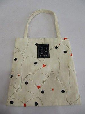 bolsa de aves de mar / compra real / Mina Perhonen ropa vieja compra especialidad caída store [caída]