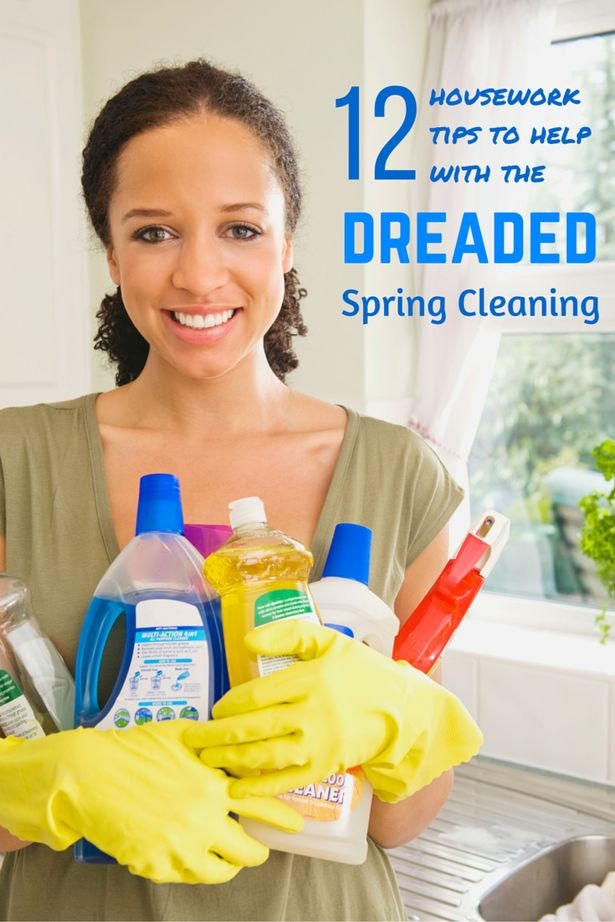 21 best images about cleaning tips on pinterest a month What month is spring cleaning