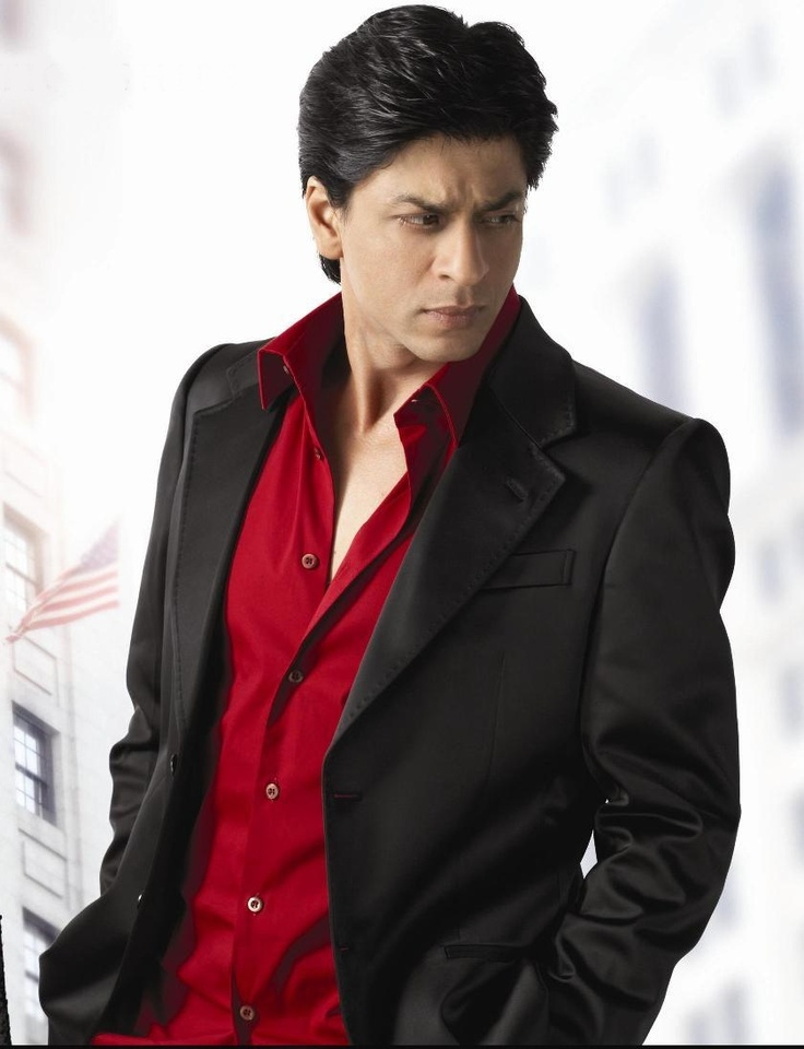 SRK RED MAKES YOU MORE HOTT BABY <3 <3