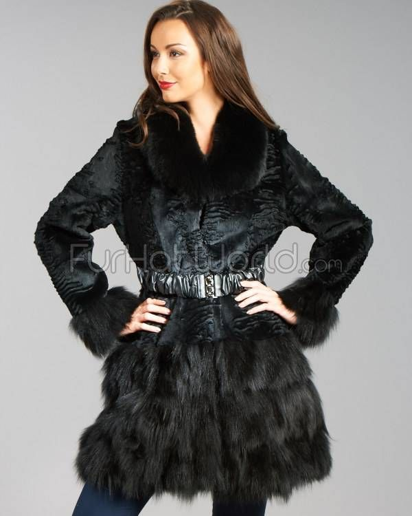 73 best Layered And Tiered Fur Accessories images on Pinterest