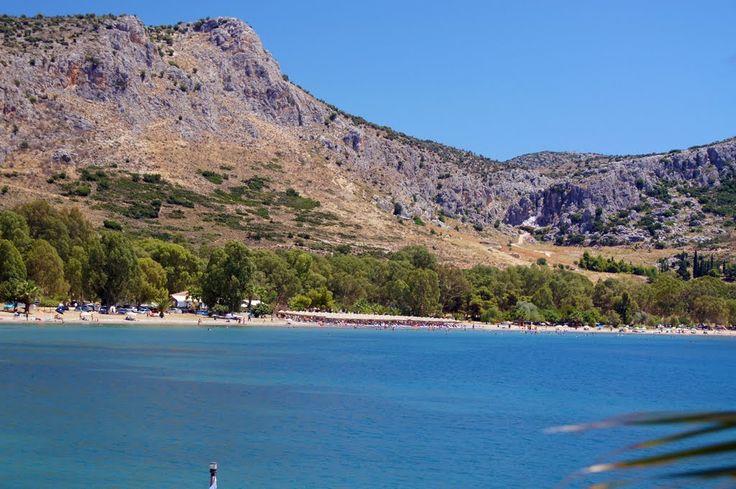 Karathona beach - Nafplio