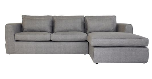 - Manhattan       Slip Cover Couch (  Thuli Cement )