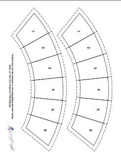free wedding ring quilt pattern to download and print for a wall