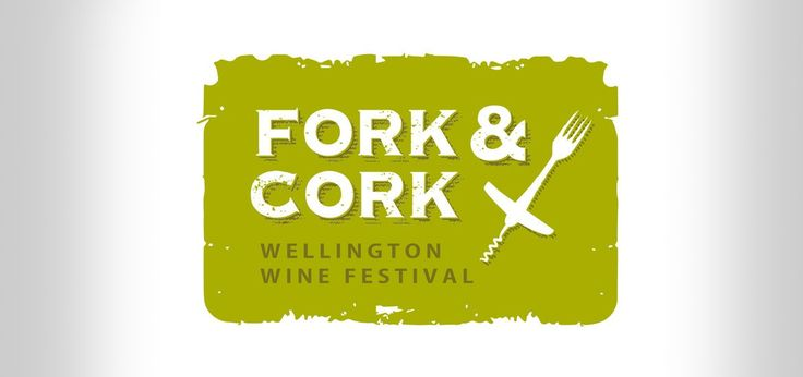 Logo design for Wellington Wine Festival by AdamsRib Design