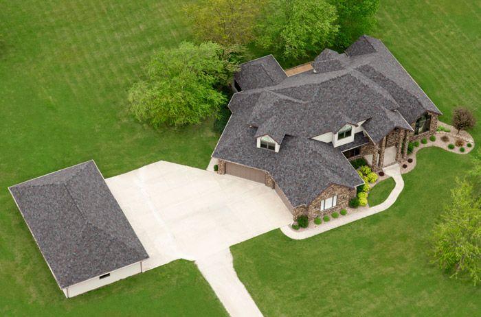 Best Legacy® – Black Oak Roof Installation Commercial 400 x 300