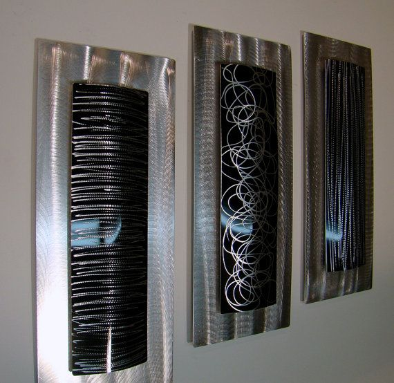 Contemporary Metal Wall Art best 25+ modern metal wall art ideas on pinterest | contemporary