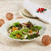 ALMOND CHICKEN TOSSED SALAD http://www.sajiansedap.com/mobile/detail/998/almond-chicken-tossed-salad