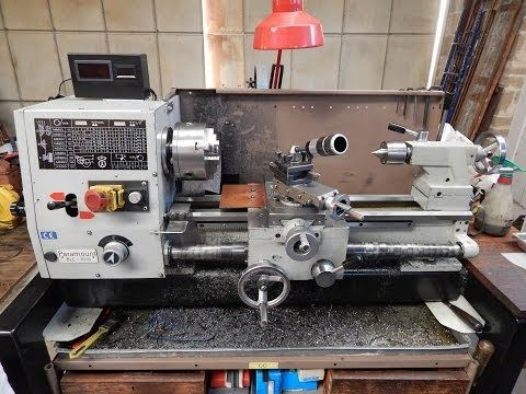 Beginners guide to the use of collets on a small metal lathe - part 1 - YouTube