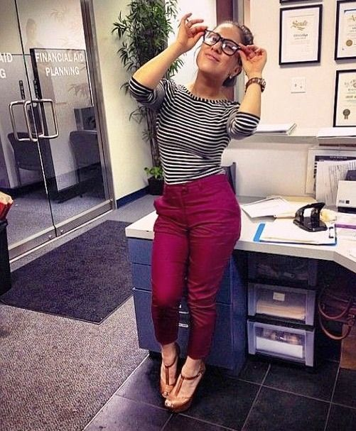 Pleasant 17 Best Images About Office Outfits On Pinterest Flats Michael Largest Home Design Picture Inspirations Pitcheantrous