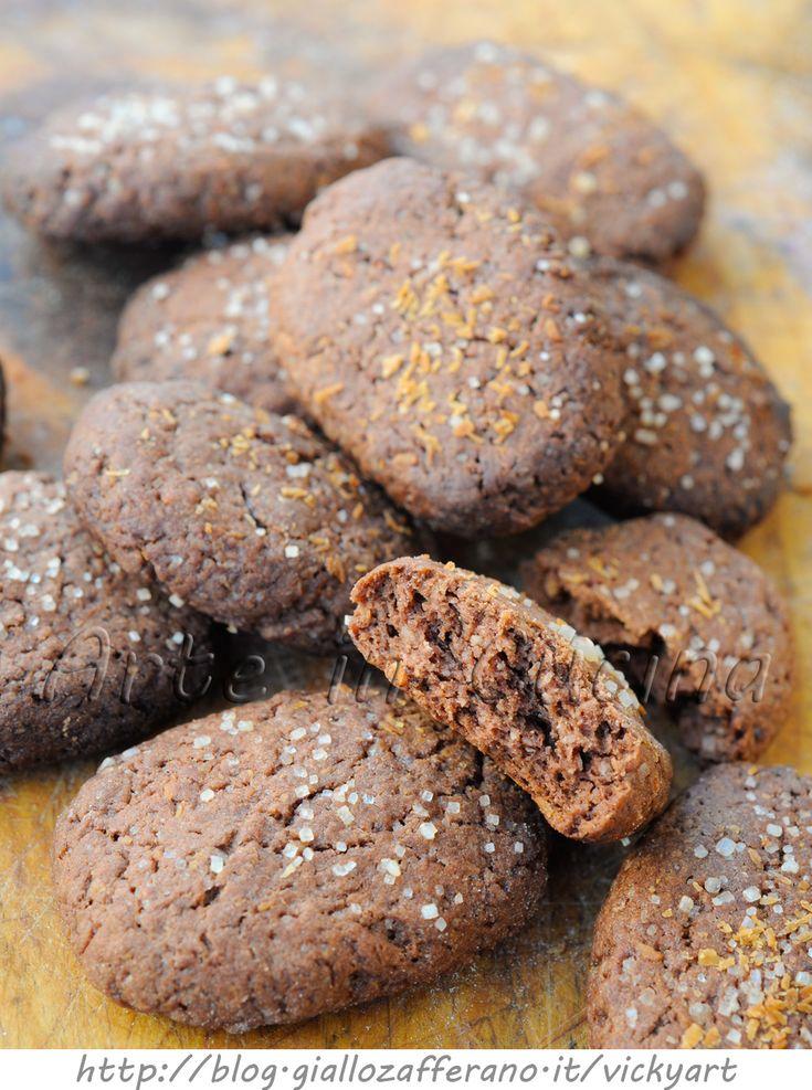 Preferenza Oltre 25 fantastiche idee su Biscotti con zucchero di canna su  AG56
