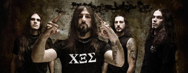 Greek extreme metallers Rotting Christ return with their most accomplished album to date in the form of Kata Ton Daimona Eaytoy (Do What Thou Wilt)