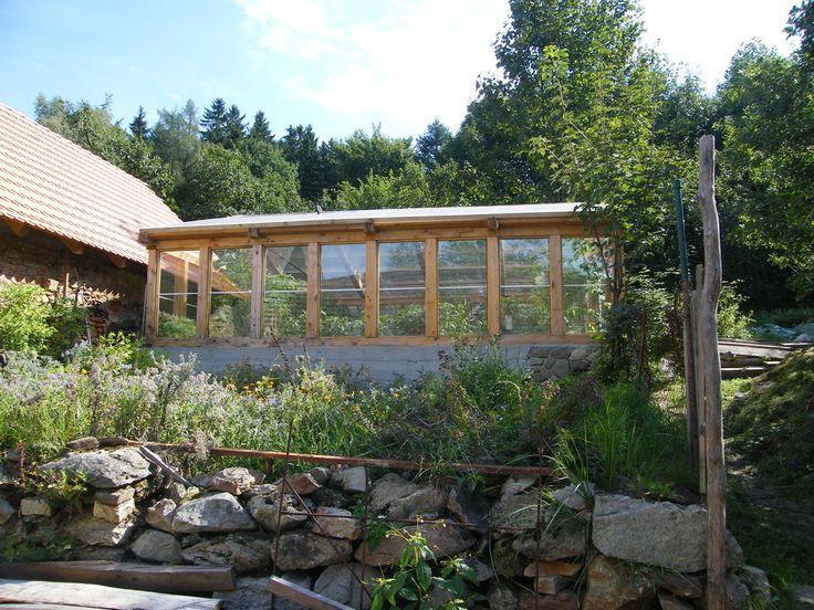 M. Gallovič: Probuzení v Ouběnicích (Historický dům s duchem rekonstruován v přírodním duchu) - Inspirace pro milovníky přírody a přírodníhoFotografie - Inspirováno Přírodou
