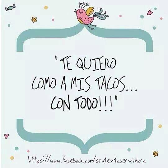 Y mas cuando tengo hambre!