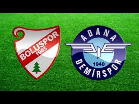 Boluspor ve Adana Demirspor PTT 1.Lig 20. Hafta maçında Bolu Atatürk Stadında karşılaşacak.