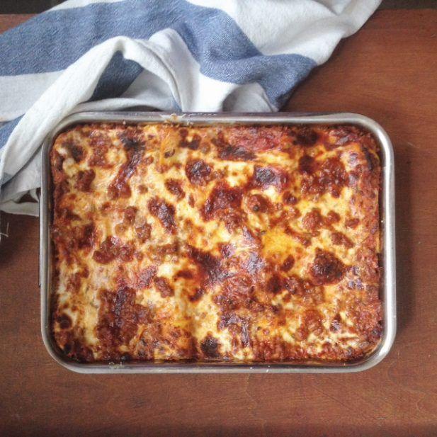Lasagne senza glutine | Gluten free lasagne