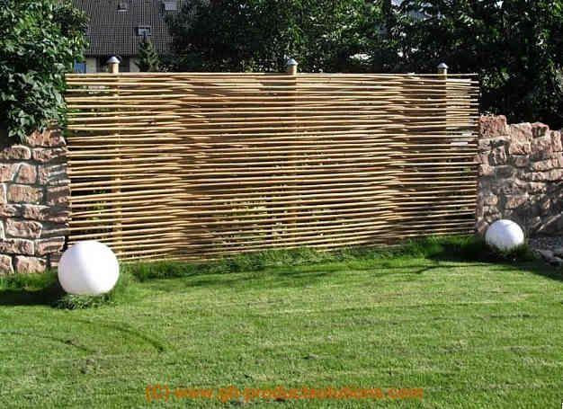 die besten 25 bambuszaun ideen auf pinterest bambus garten ideen bambus als sichtschutz und. Black Bedroom Furniture Sets. Home Design Ideas
