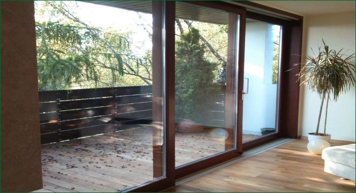 drewniane drzwi tarasowe przesuwne, bezprogowe, trzyskrzydłowe - www.polis.com.pl