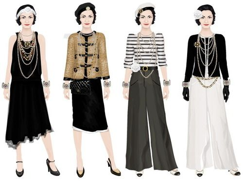 Coco Chanel - Fashion Designer - Biography 40
