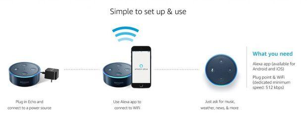 Patreon Alexa App Download Alexa App Echo Dot Setup
