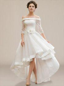 destination bridal dress