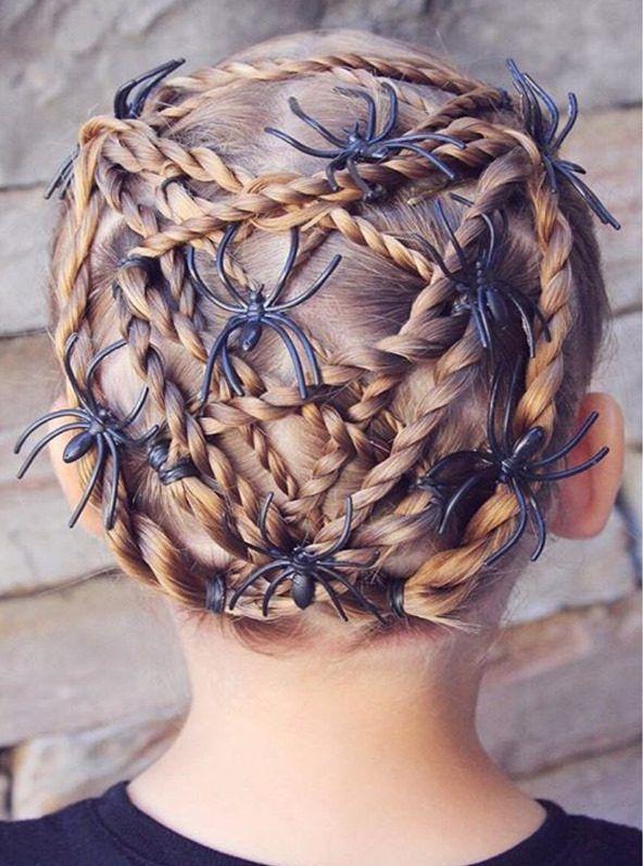 18 Crazy Hair Day Ideas For Girls & Boys