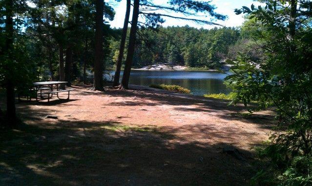 Grundy Lake Provincial Park - myCampsiteReview.com