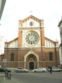 La cathédrale Saint-Joseph (Bucarest)