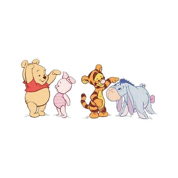 Babyen Brumm Babyen Nasse Noff Babyen Tussi Baby Eeyore Piglet Brumm Tussi Lechon Cute Winnie The Pooh Baby Piglets Cute Disney Wallpaper