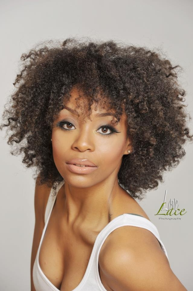 Remarkable Msvaughn Of Youtube Is Naturally Glamorous Curly Nikki Natural Short Hairstyles For Black Women Fulllsitofus