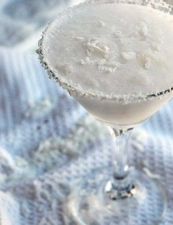 Winter cocktails are a lot of fun, especially this Sex on a Snowbank. This coconut drink is simple to make and fabulously delicious!