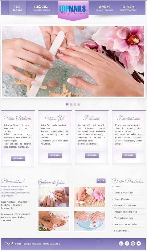 Haz tu reserva en nuestro sitio www.topnails.cl FONO: 94243426
