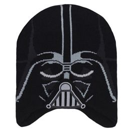 Berretto in maglia 3D Darth Vader Star Wars