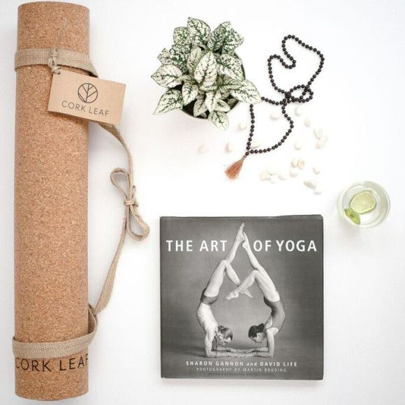 Australia's first eco-friendly Cork Yoga Mat. It is the unique yoga mat alternative that is not only safe to use but also safe for the environment. Perfect unique gift for someone special (or yourself!).  - Made with natural cork and backed with natural tree rubber - 100% Biodegradable - The unique cork surface is anti-microbial, which naturally kills mould and bad smells! - Non-slip and only improves the more you sweat - No PVC, PER, TPE or any other synthetic materials, adhesives or…