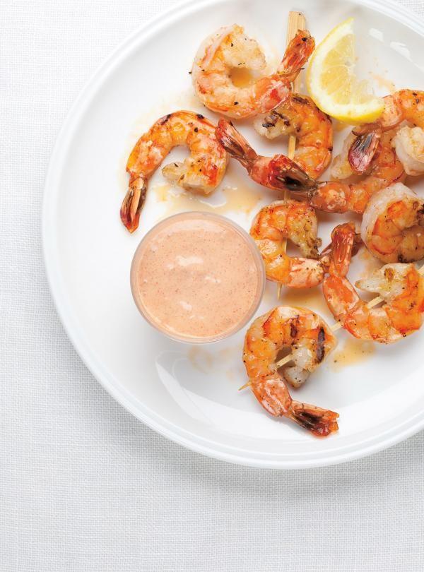 Recette de Ricardo de cocktail de crevettes revisité