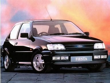 Ford Fiesta RS 1800 (1992 – 1993).