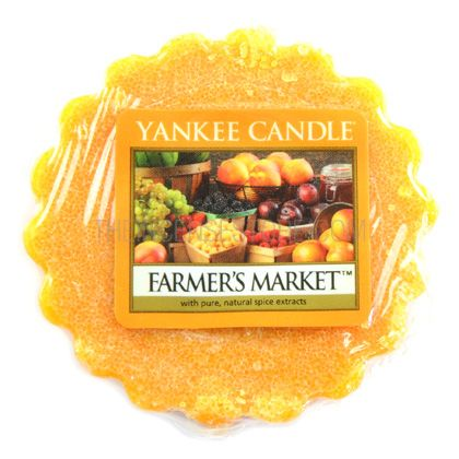 Yankee Candle – Farmers Market Wax Melt Tart