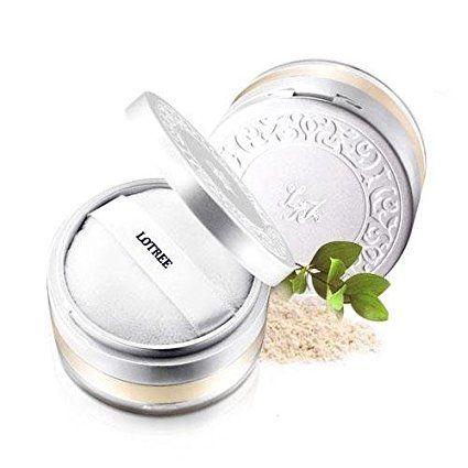 LOTREE Mineral Skin Powder pflegende Puder Make-up - Luxusskincare-Shop f. hochwertige asiatische Kosmetik & Pflegeprodukte
