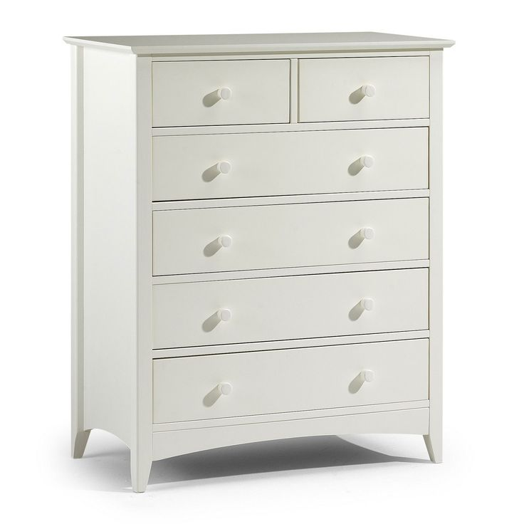 Julian Bowen Cameo 6 Drawer Chest | Furniture | The Range