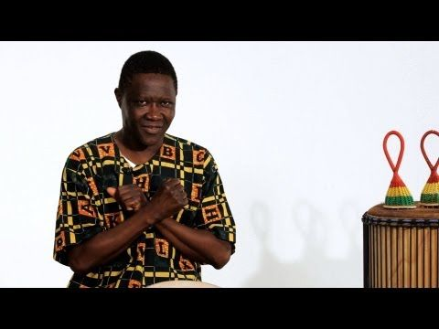 How to Play the Djembe Kuku Break | African Drums - YouTube