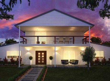 Steel Kit Homes | All Steel Sheds