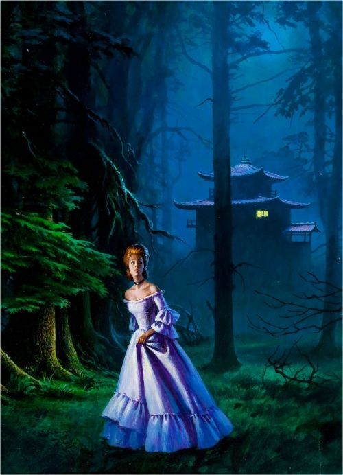 Gothic Romance Book Covers ~ Images about gothic romance novel cover art on