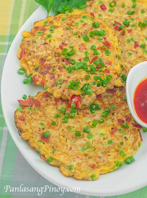 Tortang Giniling or ground meat omelet is a quick and easy Filipino omelet recipe that you can prepare for breakfast or lunch.
