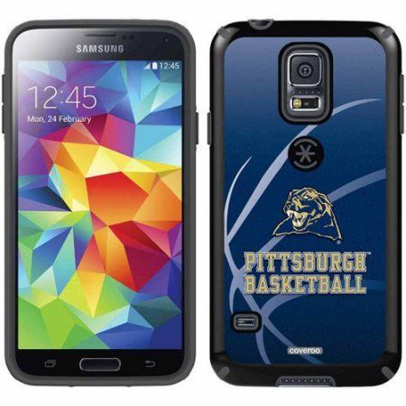 University of Pittsburgh Basketball Design on Samsung Galaxy S5 CandyShell Case by Speck