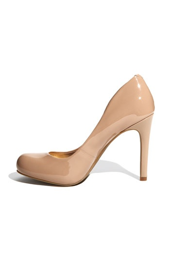 Jessica Simpson 'Calie' Pump | Nordstrom...THESE SHOES!!Nude Patent, Bridesmaid Shoes, Fancy Footwear, High Heels, Offering Size, Jessica Simpsons, Nordstrom Thes Shoes, Pumps Jsimp Offering, Nude Pumps Jsimp