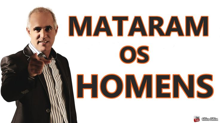 MATARAM OS HOMENS - Pr. Claudio Duarte 2016 - YouTube